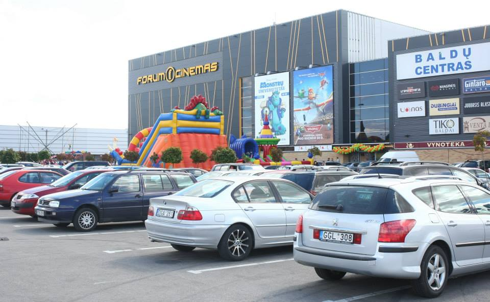 Forum Cinemas Babilonas