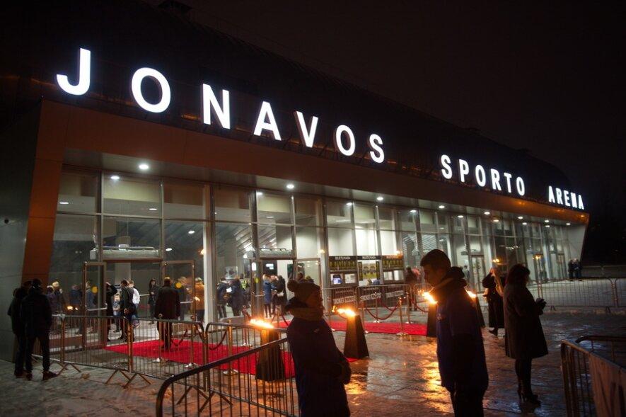 Jonavos sporto arena