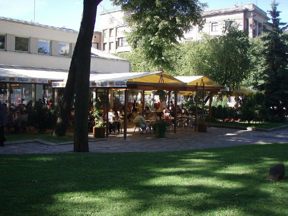 MIESTO SODAS - restoranas