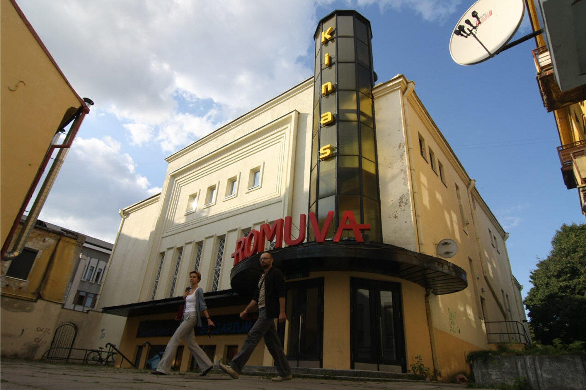 "Kauno kino centras ""Romuva"""