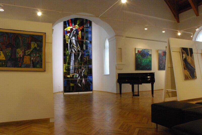 Beatričės Kleizaitės-Vasaris menų galerija, Marijampolė