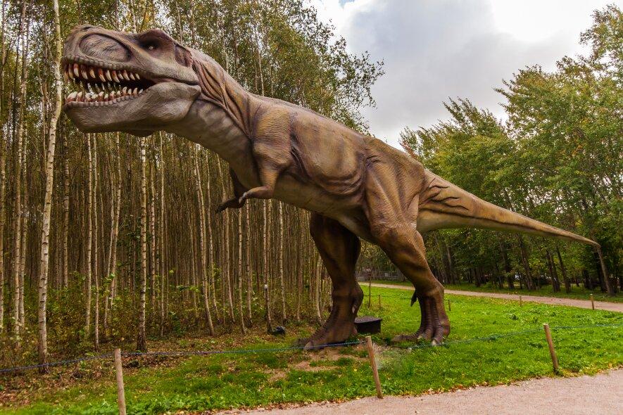Dinozaurų parkas DINO.LT Radailiai