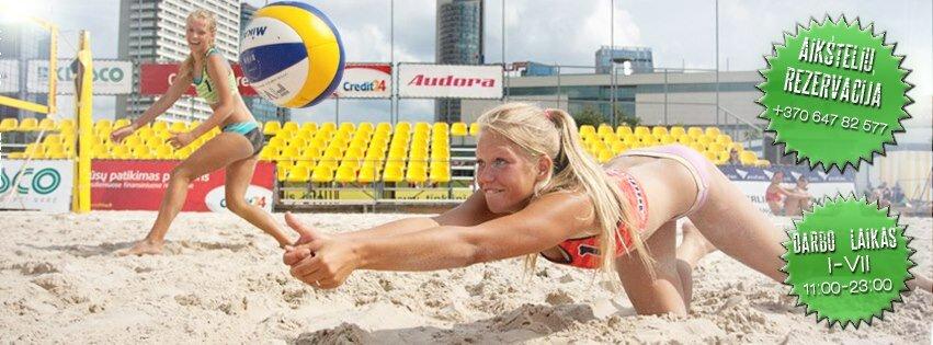 RIO smėlio arena