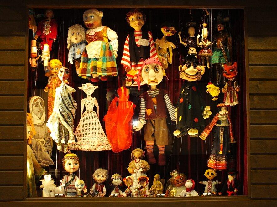 Panevėžio lėlių vežimo teatras