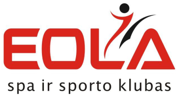SPA ir sporto klubas EOLA, pc