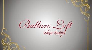 "Šokių studija ""Ballare Loft"""