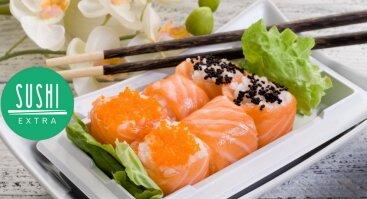 Sushi Extra - japonų restoranas
