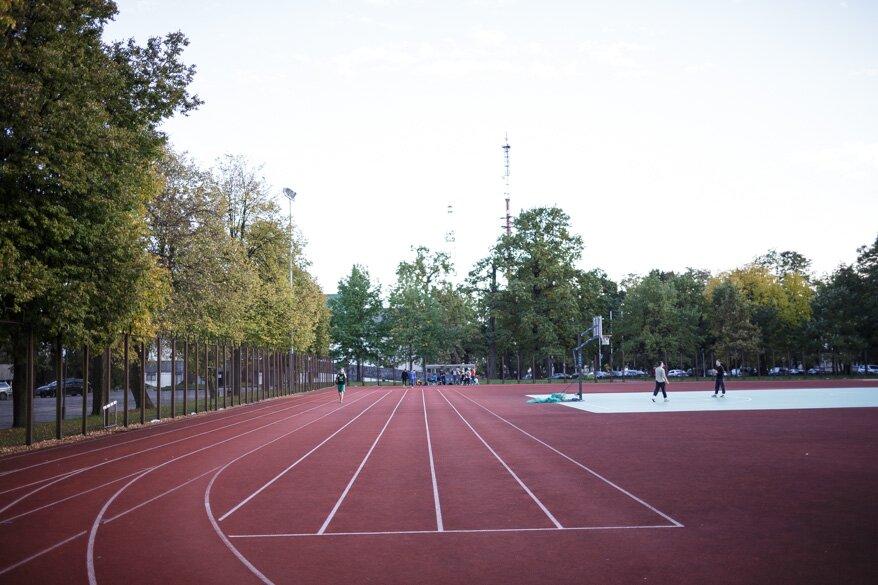 S.Dariaus ir S.Girėno stadionas - sporto centras