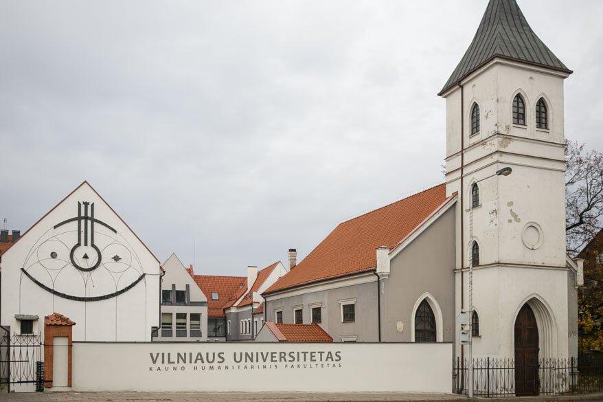 Vilniaus universiteto Kauno humanitarinis fakultetas