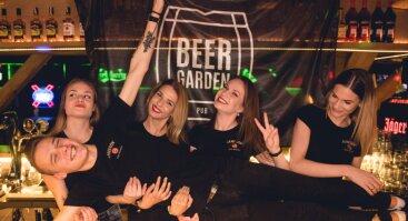 BeerGarden (Memelis III-IV aukštas)