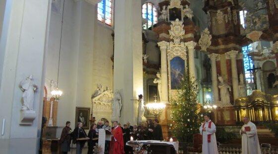 Šv  Jonų bažnyčia Vilniuje   Renginiai - Kas Vyksta