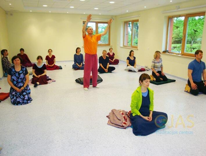 Meditacijos centras OJAS