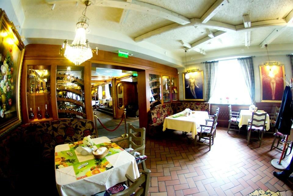 SVARSTYKLĖS - restoranas