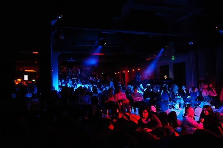 GARGARAS - naktinis klubas