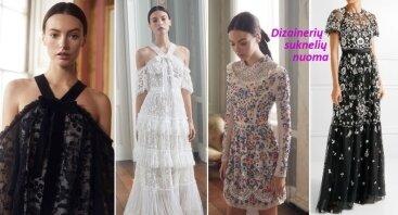 MANIAKĖ - dizainerių proginių suknelių nuoma