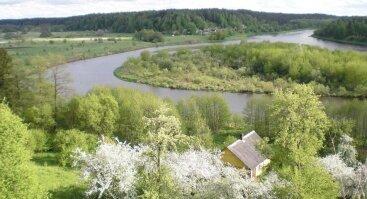 Dzūkijos nacionalinio parko lankytojų centras Marcinkonyse