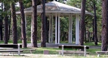 Birutės parko rotonda