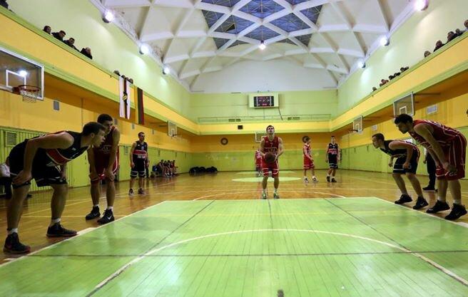 LSU Krepšinio Salė