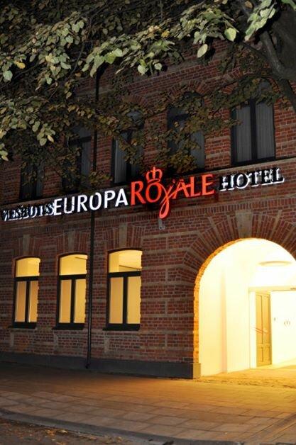 """Viešbutis """"Europa Royale"""""""