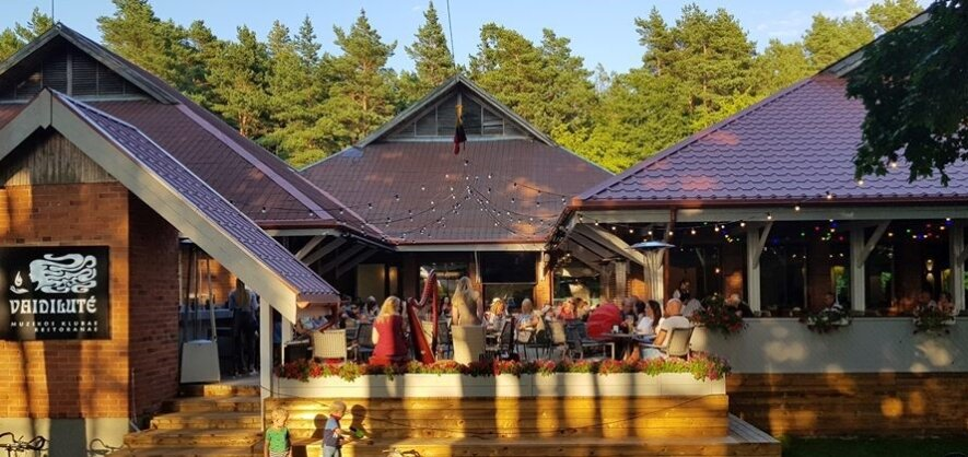 Muzikinis klubas/restoranas Vaidilutė