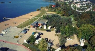 Kauno kempingas - Kaunas Camp Inn