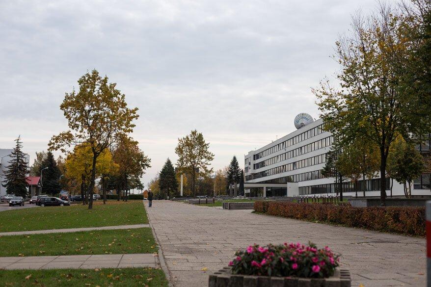 KTU Elektronikos rūmai