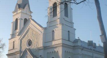 Pakruojo Šv. Jono Krikštytojo bažnyčia