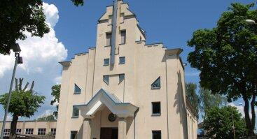 Alytaus Šv. Kazimiero bažnyčia
