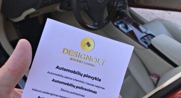DESIGNOLT AutoPro Studija