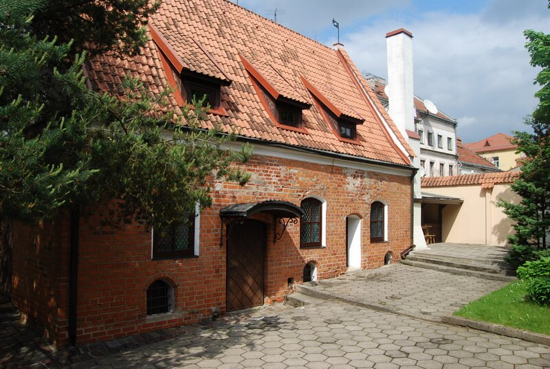 Lietuvių tautinės muzikos istorijos muziejus