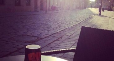 Coffee Inn - senamiestyje