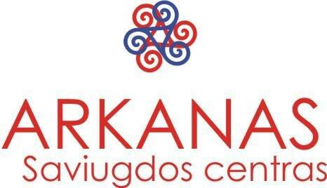 ARKANAS - saviugdos centras