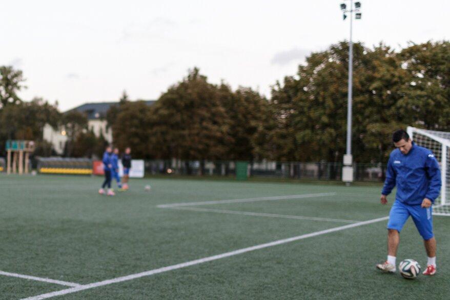 Kauno futbolo maniežas