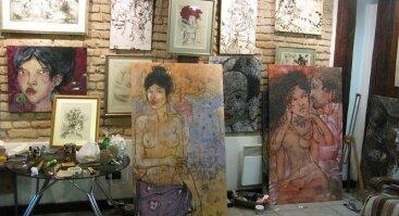 Editos Suchockytės galerija