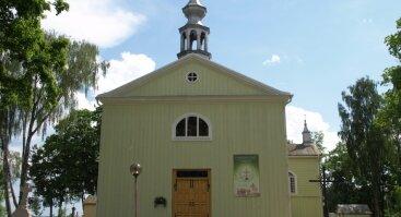 Alytaus Šv. Angelų sargų bažnyčia