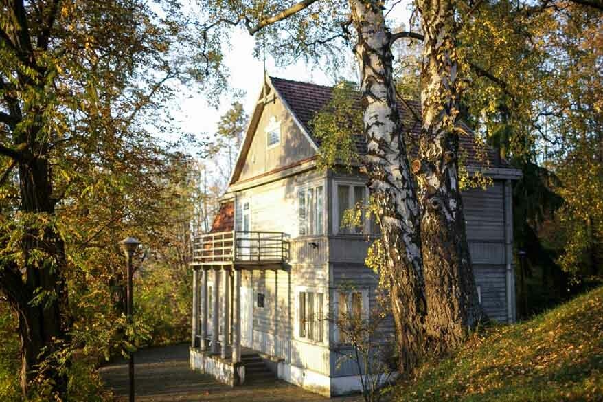 J. Gruodžio memorialinis muziejus