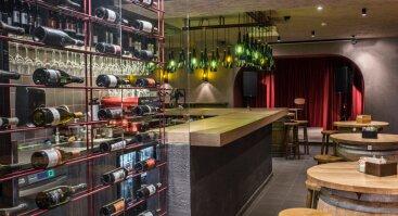 Wine Bar Hundred