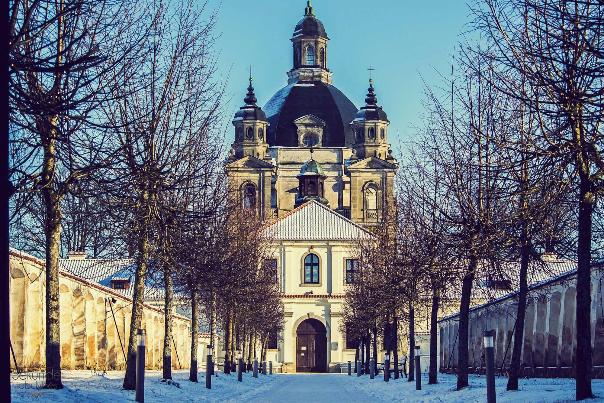 Pažaislio kamaldulių vienuolynas