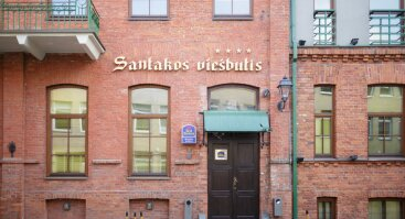 """Viešbutis """"Best Western Santaka"""""""