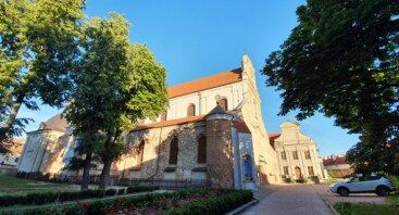 Pranciškonų vienuolynas. Pranciškonų g. 1, Vilnius
