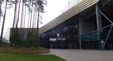 """""""Snow Arena"""" Druskininkai"""