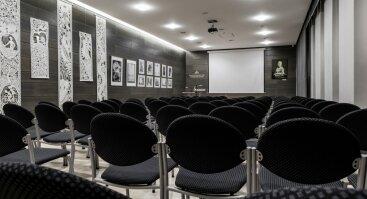 Konferencijų salė G. Petkevičaitės-Bitės bibliotekoje