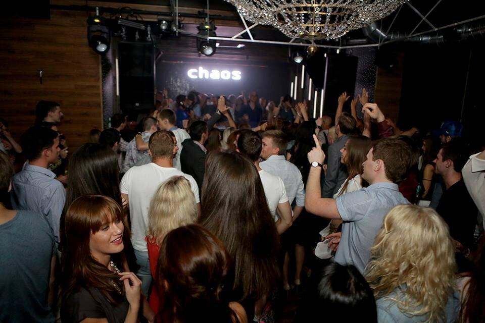 CHAOS - naktinis klubas